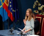 """""""La obligación de servir a España y a los españoles debe ser tu mayor orgullo y honor"""", le ha dicho."""