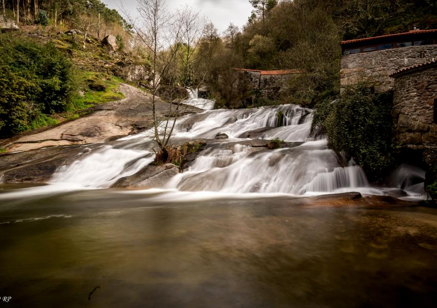 A Fervenza da Barosa, Barro, Pontevedra