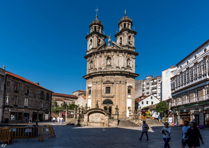 Igrexa da Peregrina, Pontevedra