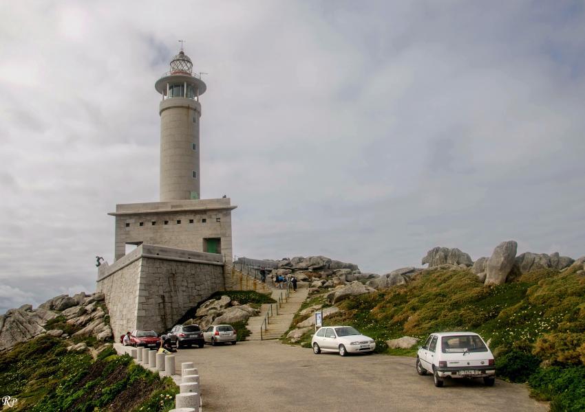 Faro de Punta Nariga, Malpica