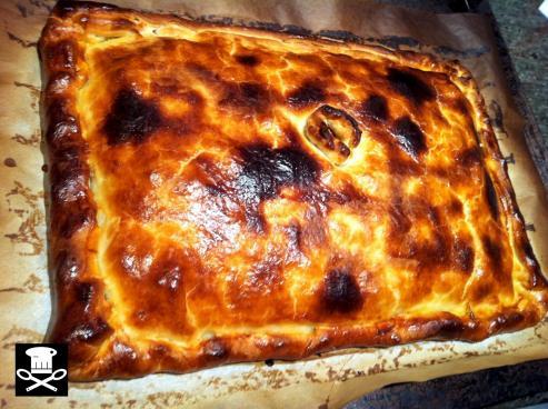 Culto a la empanada gallega.