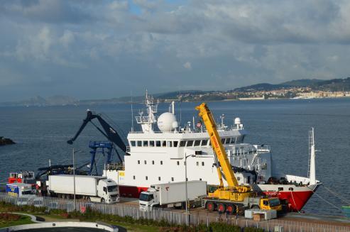 El producto, fabricado en Galicia, ha sido empleado para la colocación de nuevos pluviómetros en el Polo Sur.