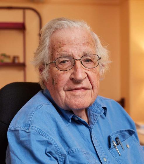 """Se titula """"Chomsky & Mujica"""" y está en proceso de post-producción en busca de financiamiento colectivo. ¿De qué se trata esta película filmada durante un fin de semana en Montevideo por el mexicano Saúl Alvídrez?."""