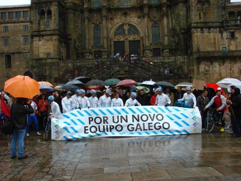 Primer Equipo Ciclista Profesional de Galicia