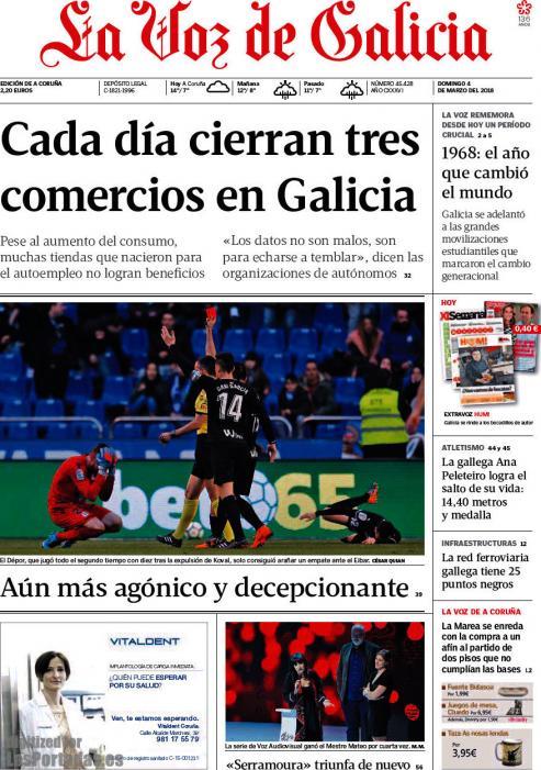 La Federación Gallega del Comercio estima que Galicia tiene 15.000 comercios menos desde el inicio de la crisis en 2008.