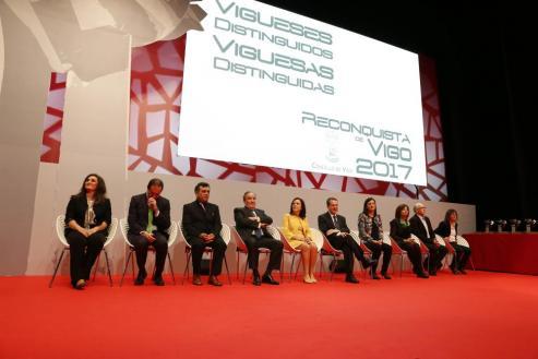 La ciudad premia a sus valedores en las artes, la educacion publica, el deporte, los servicios sociales, la iogualdad y el comercio local.