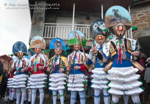 Como cada martes de Entroido, A Veiga celebra el Xantar Popular de la Festa da Sóa, un evento gastronómico que este año celebra su XV edición.