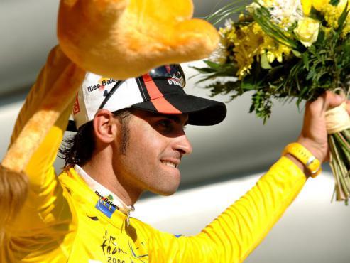 Primer ciclista gallego, ganador del Tour de Francia