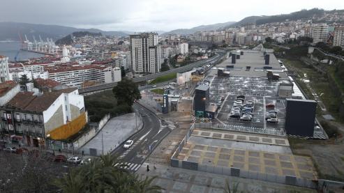 Da luz verde al trazado de los accesos que financiaran Estado, Xunta y Ayuntamiento por 10,64 millones.