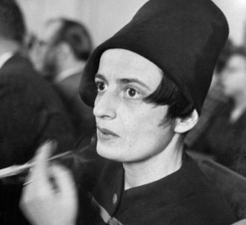Alissa Zinovievna Rosenbaum