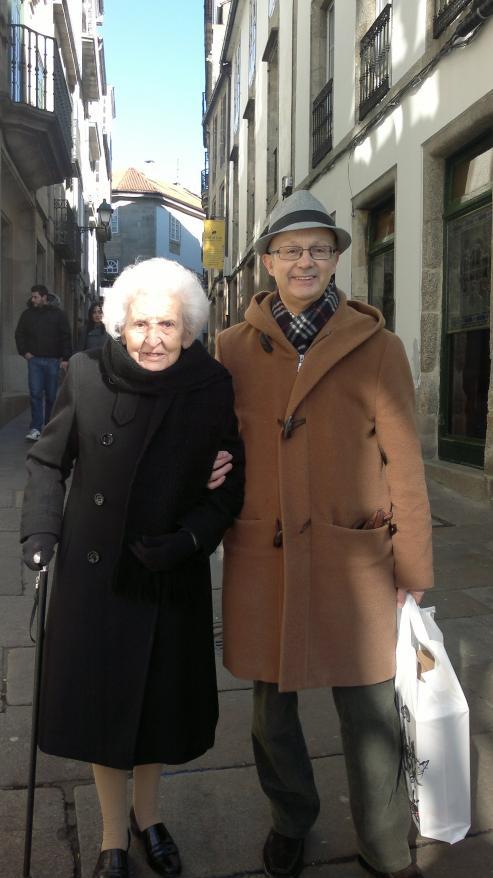 El numero de centenarios sigue creciendo en Galicia