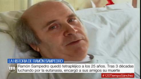"""La que fuera cuidadora del tetrapléjico de Porto do Son cree que no se ha hecho nada en todo este tiempo con respecto a la legalización de la eutanasia // Denuncia que al sector político """"no le interesa que se hable"""" de este asunto."""