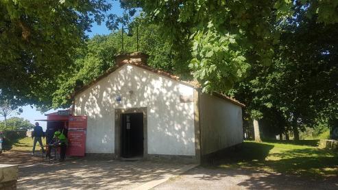 Los entes 'fantasmas' están en Barciela (2) y en Lavacolla // Los más poblados, fuera del casco, son San Marcos (785) y Roxos (697).