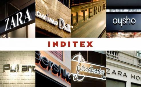 Inditex gana cerca de 3.000 millones en 2015