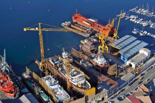 Metalships, Vulcano, Armada y el 51 % de Barreras se traspasan en pleno bum del sector.