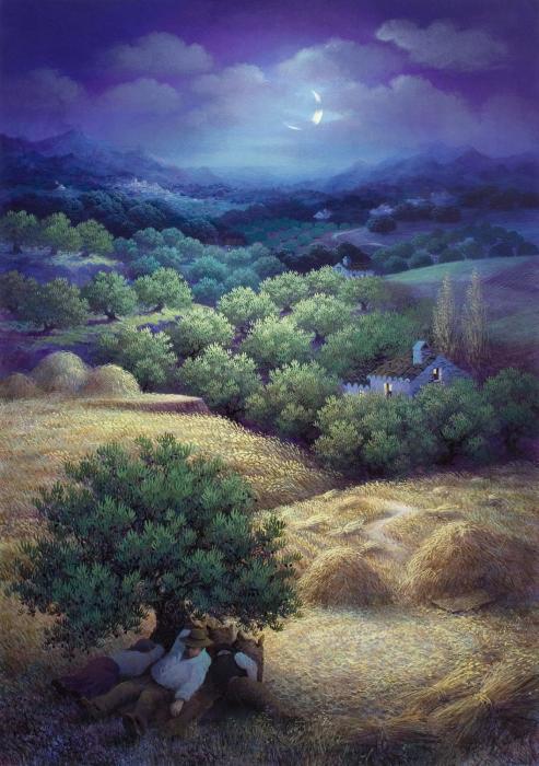 La Pintura en Galicia _ Luis romero