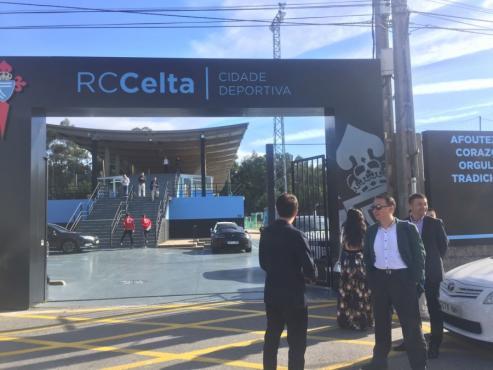 Carlos Cao, director del area de negocios del Celta de Vigo, ha anunciado que este jueves el club decidirá en 15 o 20 dias, cual de los 3 proyectos presentados, es el elejido.