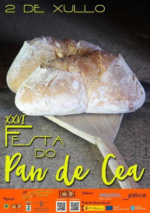 Denominacion de indicacion geografica Protegida (I:G:P:) - Pan de Cea.