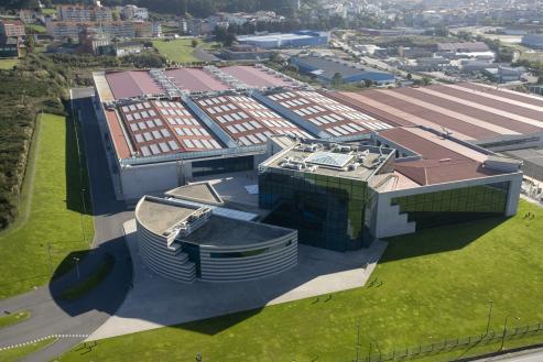 El gigante gallego del textil se desploma más del 5 % tras presentar sus resultados.