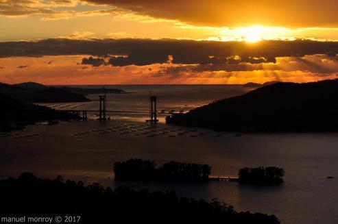 La ampliación del Puente de Rande, es la mejora de una infraestructura clave