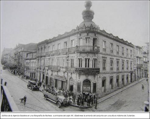 Edificios emblematicos desaparecidos
