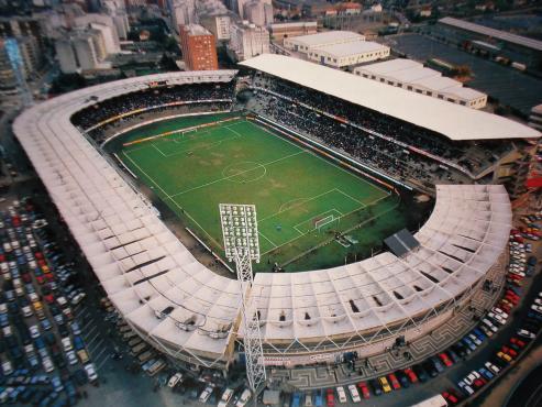 Estadio del Real Club Celta de Vigo
