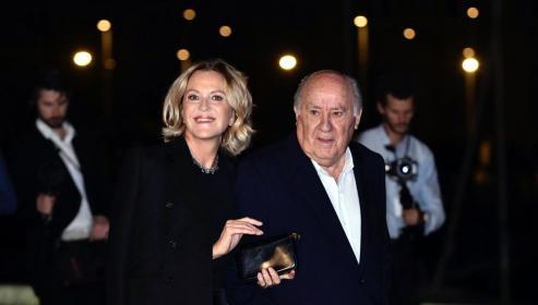 La pareja se casa en una ceremonia íntima con guiños a Galicia a la que siguió una fiesta en el Nautico de la Coruña.