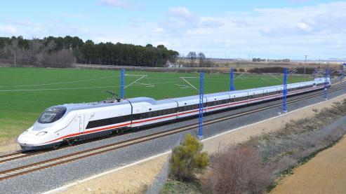 Este tren de alta velocidad será el primero completamente privado del mundo  -Conectará estas dos ciudades, a 386 kilómetros de distancia, en menos de 90 minutos.