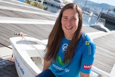 Tamara Echegoyen, medalla de oro olimpico