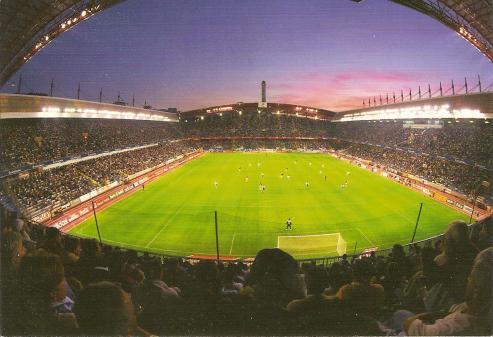 Super Dépor, club de futbol de la ciudad de La Coruña