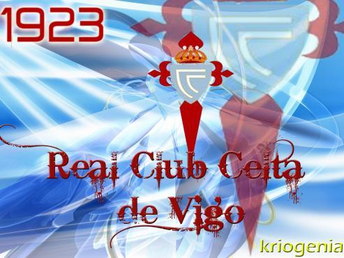 Celta, el club de futbol de Vigo y de la afición celtista.