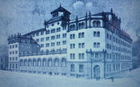 El grupo Ribera Salud, compra por 42 millones la sede de la centenaria institucion y su hospital, que dió cobertura a miles de gallegos.