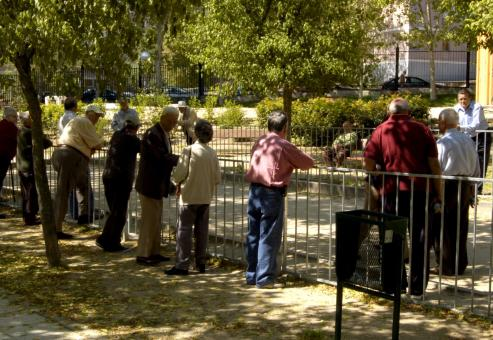 Los 761.837 pensionistas gallegos cobran una media de 783 €, lejos de los 926 euros que promedia el conjunto del estado.