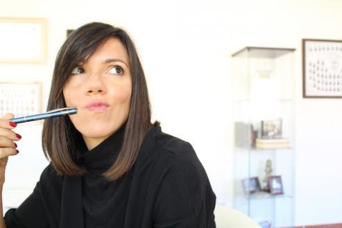 La gallega Begoña Gerpe usa YouTube para dar consejos a jóvenes abogados y clientes.