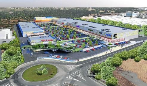 Contará con una estación de servicio, taller y estacionamiento para 800 vehículos.