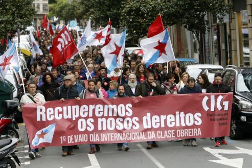 La pensión media en Galicia a fecha 1 de marzo es de 836,28 euros, casi un 6 % más que el mismo mes de 2018, pero sigue siendo 150 euros inferior a la nacional, de 986,71 euros, según datos del Instituto Nacional de la Seguridad Social del Ministerio de Trabajo, Migraciones y Seguridad Social.
