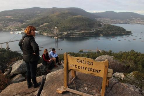 El Concello quiere potenciar la riqueza paisajística del municipio y el turismo de naturaleza.