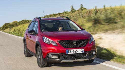 La fábrica viguesa espera batir récord de producción en 2020 con el nuevo Peugeot 2008.