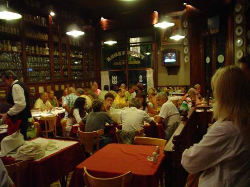 Restaurantes Pontevedra Capital