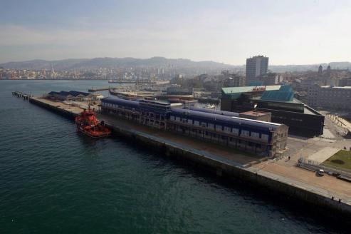 A partir de marzo estará operativa la segunda empresa que gestionará la llegada de cruceristas, con la obligación de mover 25.000 en el primer ejercicio. Tendrá sus instalaciones en la Estación Marítima.
