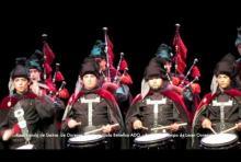 Real Banda de Gaitas de Ourense na Gran Gala Benefica ADO - Auditorio - TdLOU