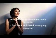 Luz Casal  Entre mis recuerdos