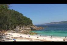Islas Cíes - Paraíso natural en Galicia (Natural paradise in Galicia)