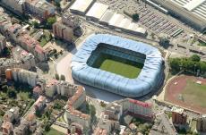 La concesion de Balaidos y la Ciudad Deportiva, dice Carlos Mouriño, presidente del Celta: Son proyectos imprescindibles para tener un horizonte de futuro, claro.