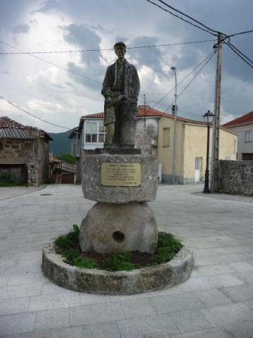 Monumento al barquillero