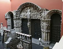 el portico de la gloria